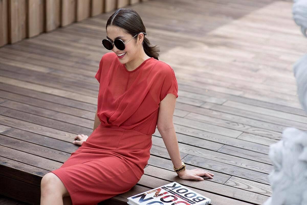 Chỉ mặc giản dị, Tăng Thanh Hà vẫn đẹp rạng rỡ và tươi trẻ ở tuổi 33 Ảnh 13