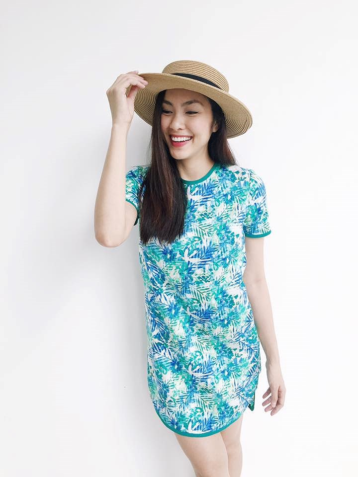 Chỉ mặc giản dị, Tăng Thanh Hà vẫn đẹp rạng rỡ và tươi trẻ ở tuổi 33 Ảnh 8
