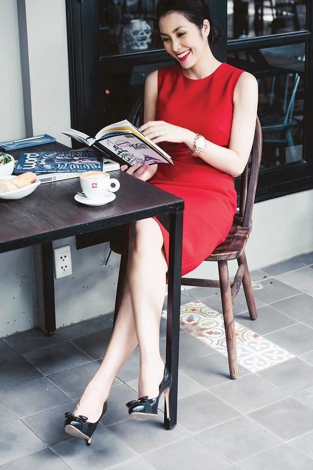 Chỉ mặc giản dị, Tăng Thanh Hà vẫn đẹp rạng rỡ và tươi trẻ ở tuổi 33 Ảnh 12