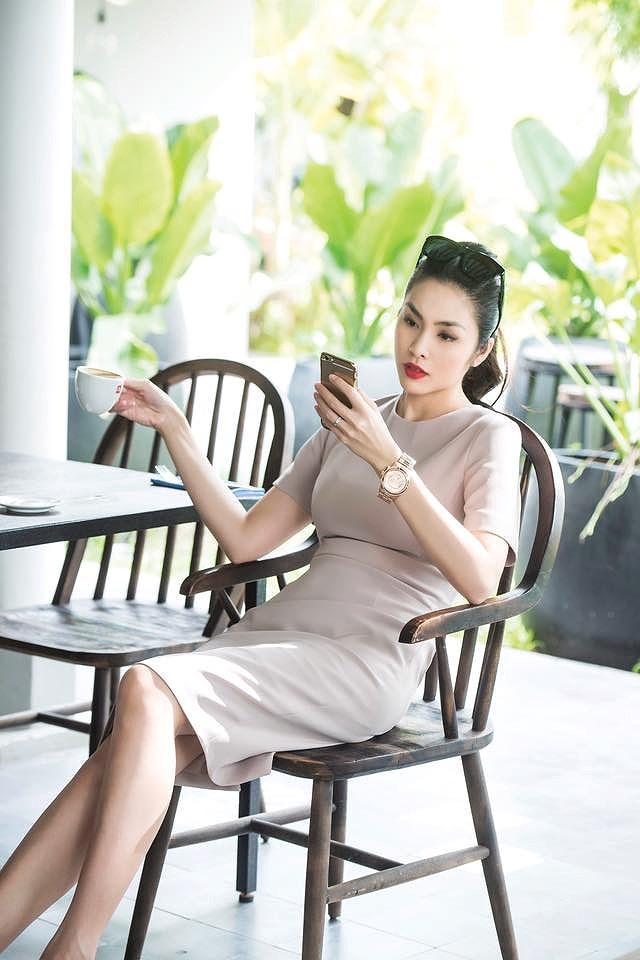 Chỉ mặc giản dị, Tăng Thanh Hà vẫn đẹp rạng rỡ và tươi trẻ ở tuổi 33 Ảnh 6