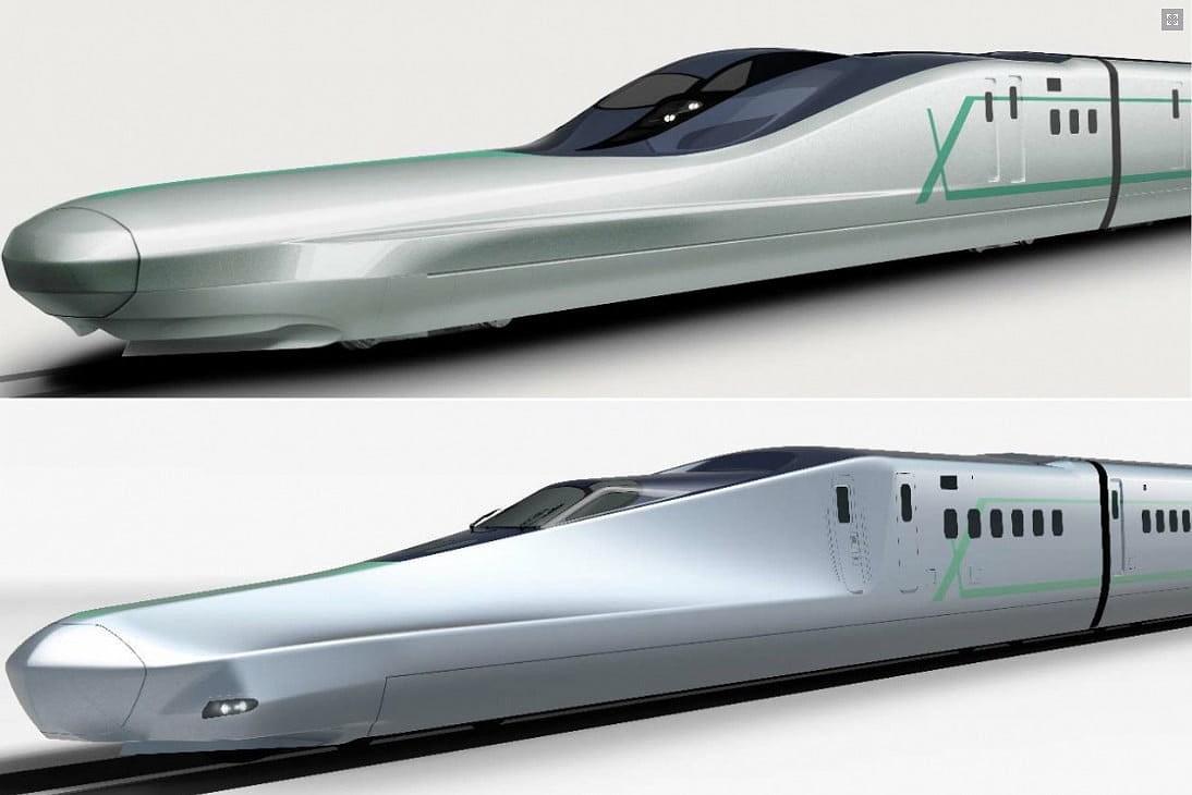 Nhật Bản thử nghiệm xe lửa thương mại nhanh nhất thế giới vào năm 2019 Ảnh 1