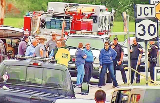 Tai nạn giao thông thảm khốc ở Mỹ, 20 người chết Ảnh 1