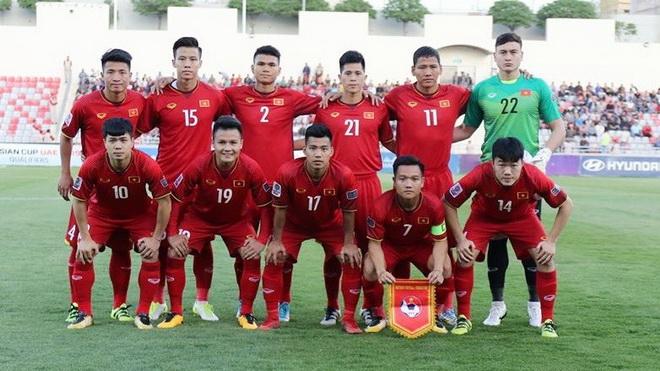 Danh sách đầy đủ 30 cầu thủ đội tuyển Việt Nam chuẩn bị cho AFF Cup 2018 Ảnh 1