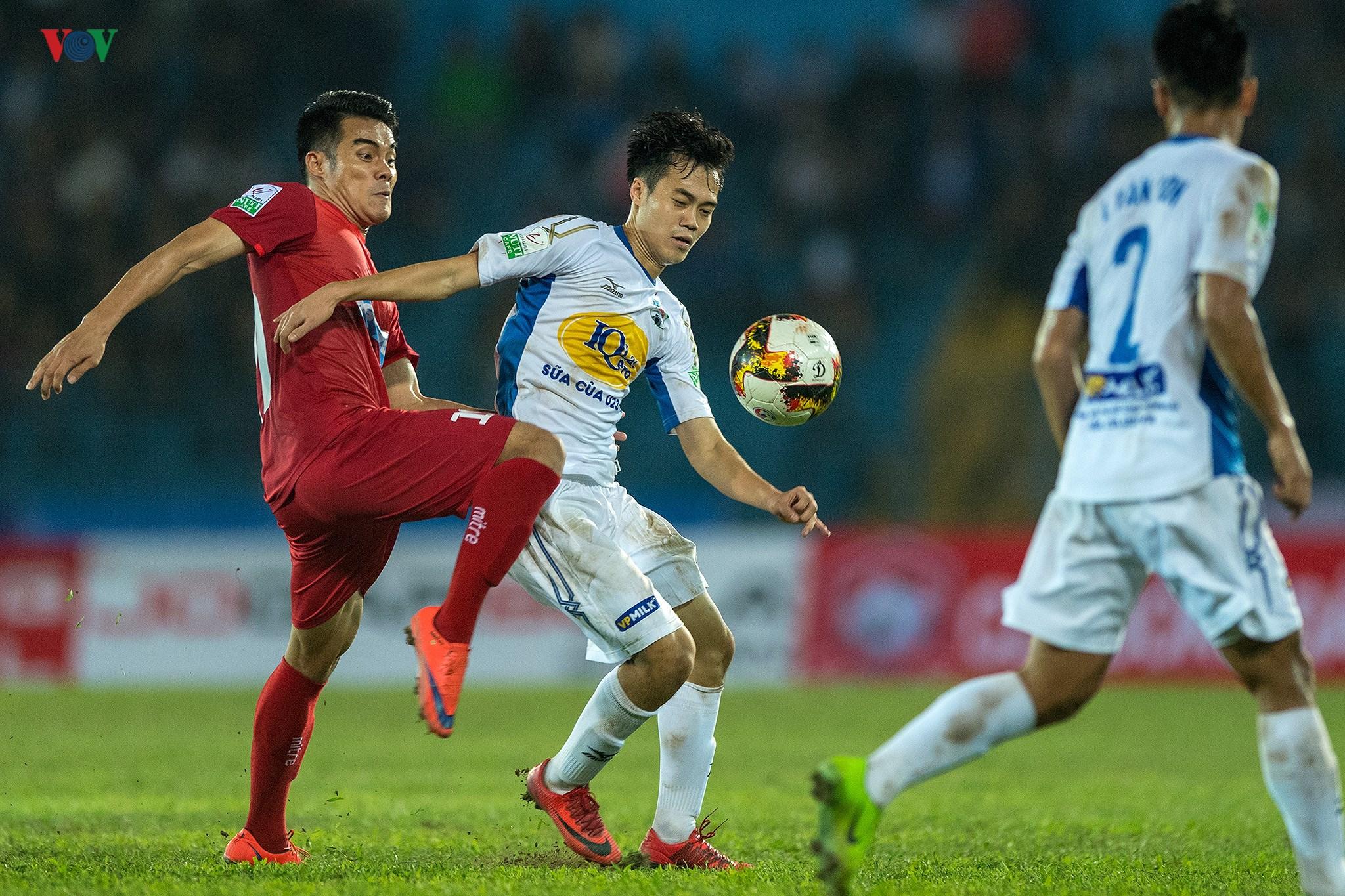 BXH 'Vua phá lưới nội' V-League 2018: U23 Việt Nam làm nên top 3 Ảnh 2
