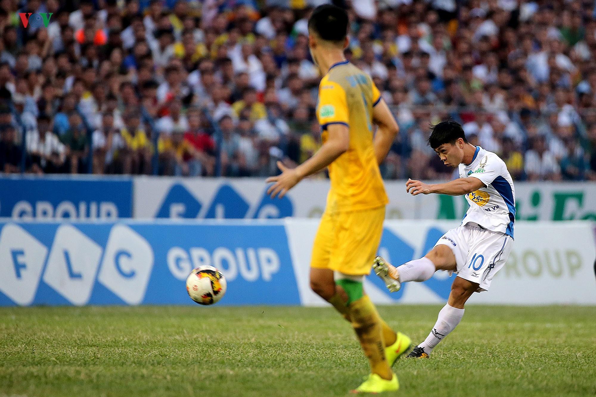 BXH 'Vua phá lưới nội' V-League 2018: U23 Việt Nam làm nên top 3 Ảnh 12