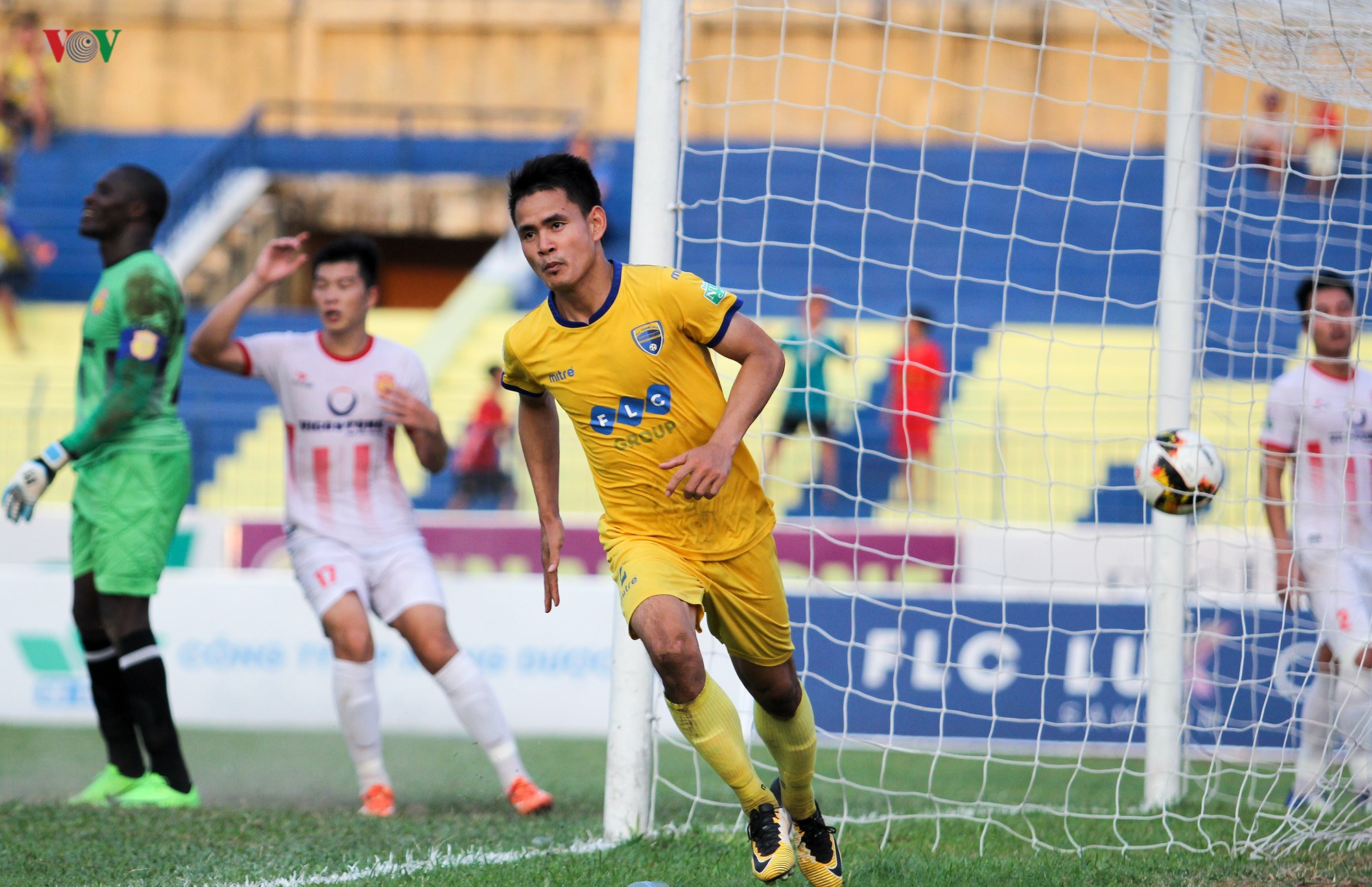 BXH 'Vua phá lưới nội' V-League 2018: U23 Việt Nam làm nên top 3 Ảnh 5