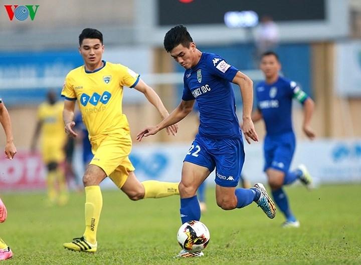 BXH 'Vua phá lưới nội' V-League 2018: U23 Việt Nam làm nên top 3 Ảnh 13