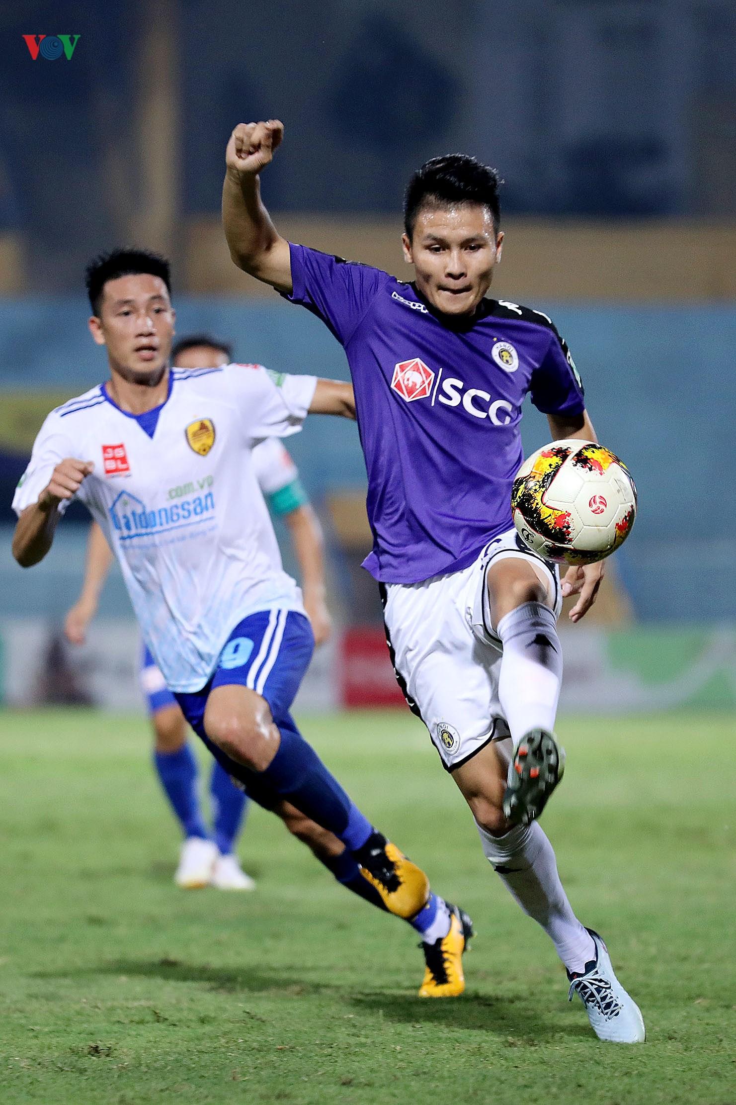 BXH 'Vua phá lưới nội' V-League 2018: U23 Việt Nam làm nên top 3 Ảnh 11