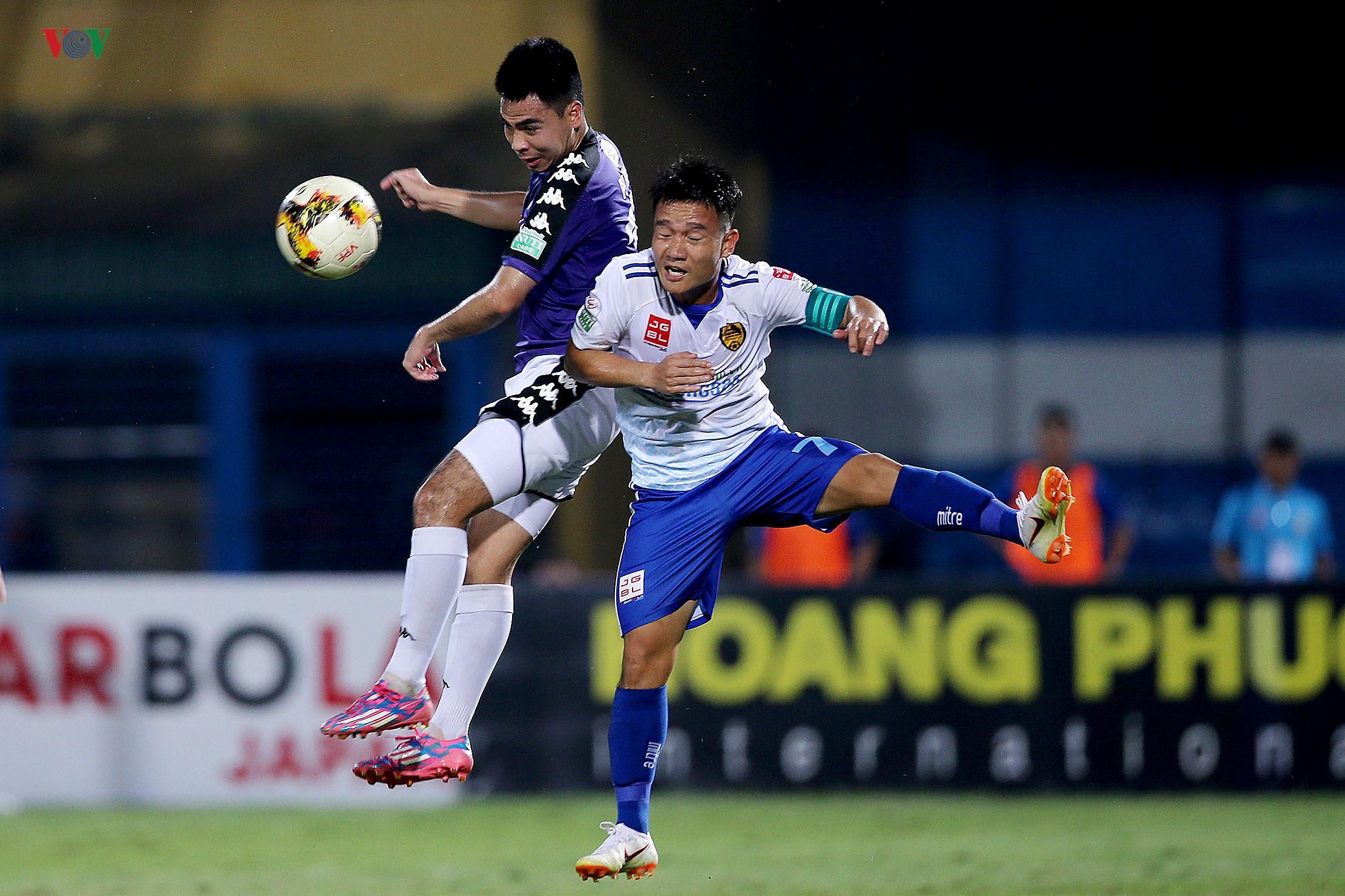 BXH 'Vua phá lưới nội' V-League 2018: U23 Việt Nam làm nên top 3 Ảnh 7
