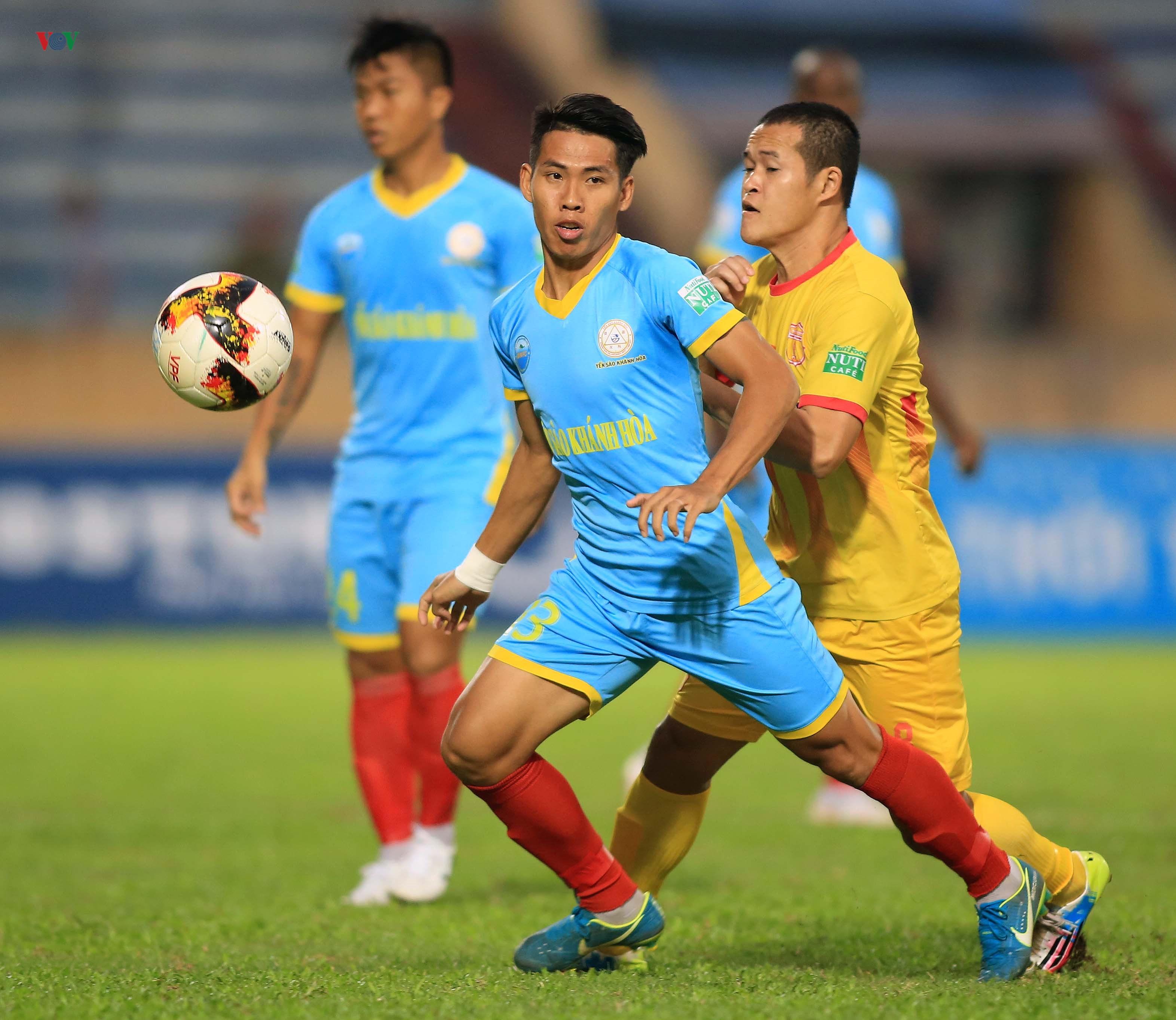 BXH 'Vua phá lưới nội' V-League 2018: U23 Việt Nam làm nên top 3 Ảnh 6