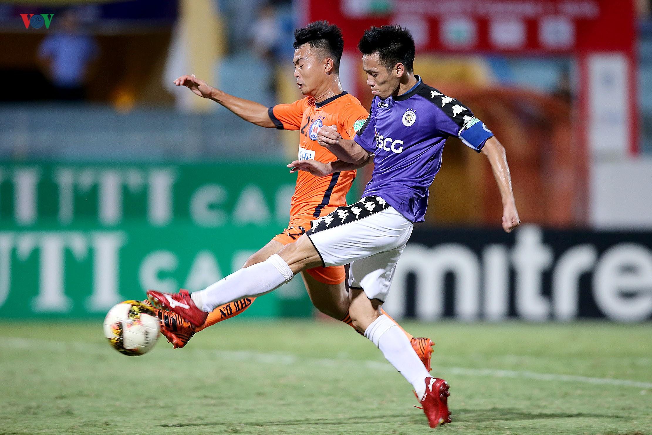 BXH 'Vua phá lưới nội' V-League 2018: U23 Việt Nam làm nên top 3 Ảnh 3