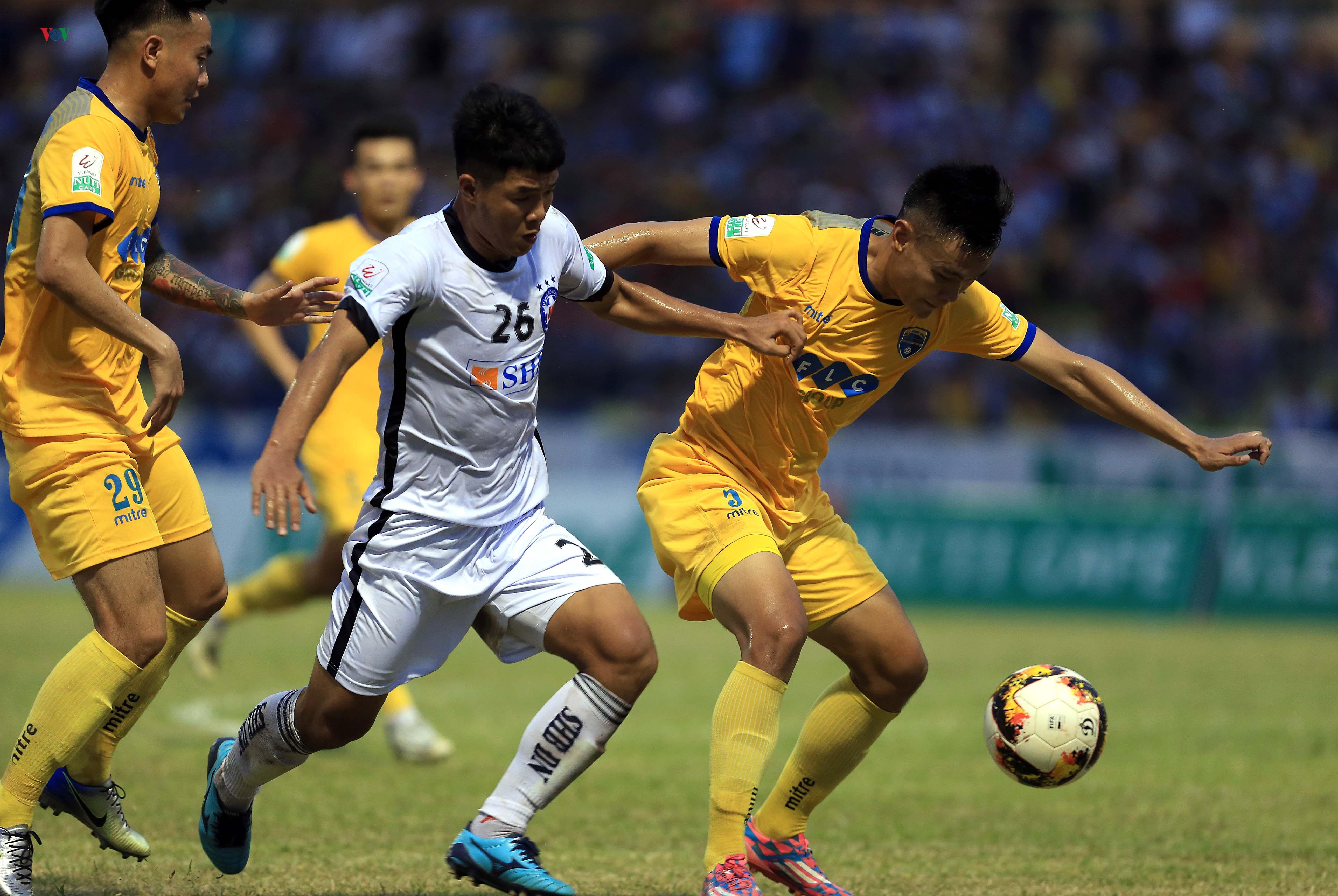 BXH 'Vua phá lưới nội' V-League 2018: U23 Việt Nam làm nên top 3 Ảnh 9