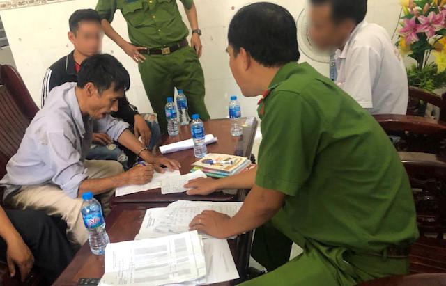 Lê Minh Thể bị khởi tố vì có hành vi xuyên tạc Ảnh 1