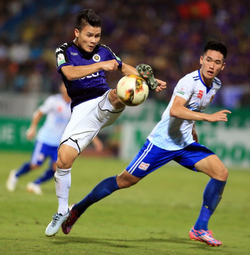 Hàng công tuyển Việt Nam quá mạnh, HLV Park Hang Seo đau đầu 'bỏ ai, chọn ai' Ảnh 3