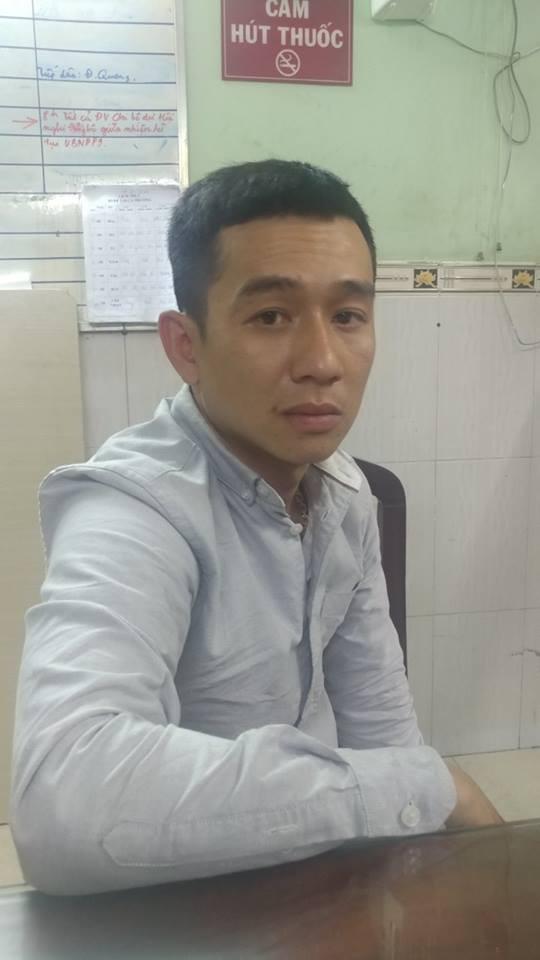 Kẻ cướp trúng đạn ở TP HCM sa lưới tại Kiên Giang Ảnh 2
