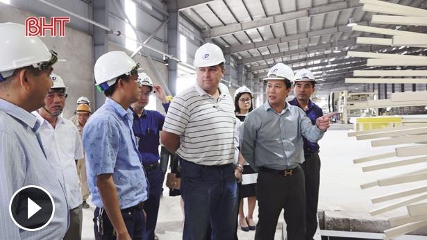 Tháng 12/2018, đưa Nhà máy sản xuất gỗ Thanh Thành Đạt vào hoạt động Ảnh 1