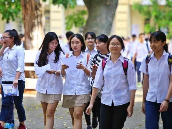 Tuyển sinh vào lớp 10 năm 2019: Hà Nội giảm 3.000 chỉ tiêu hệ công lập Ảnh 1