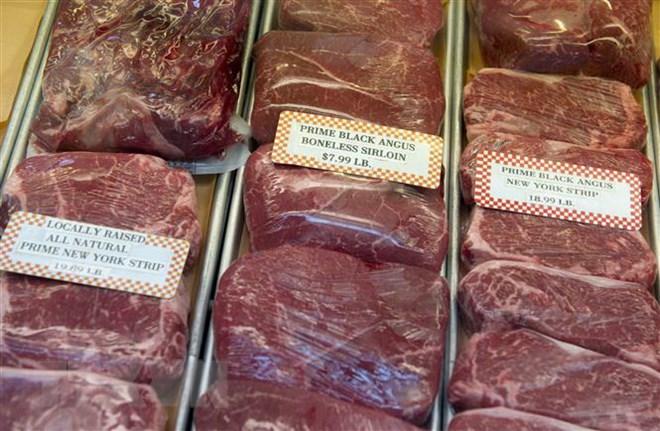 Phương Tây cần giảm 90% lượng thịt ăn hàng ngày để bảo vệ Trái Đất Ảnh 1