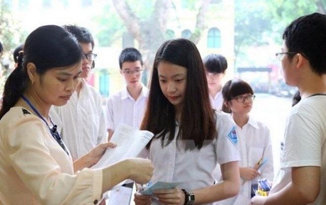 Hà Nội sắp công bố đề tham khảo thi vào lớp 10 năm học 2019-2020 Ảnh 1