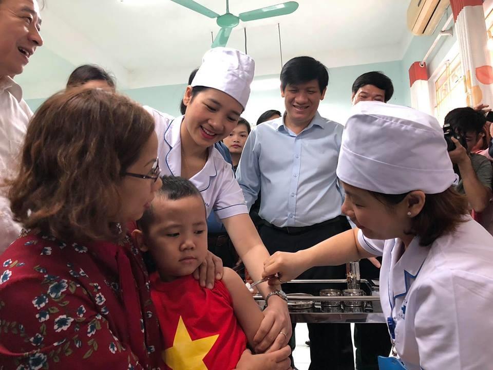 Bộ Y tế phát động chiến dịch chống lại 3 dịch bệnh đang hoành hành Ảnh 3