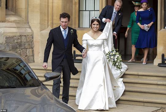 Nhiều ngôi sao dự đám cưới công chúa Anh Ảnh 15