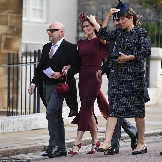 Nhiều ngôi sao dự đám cưới công chúa Anh Ảnh 3