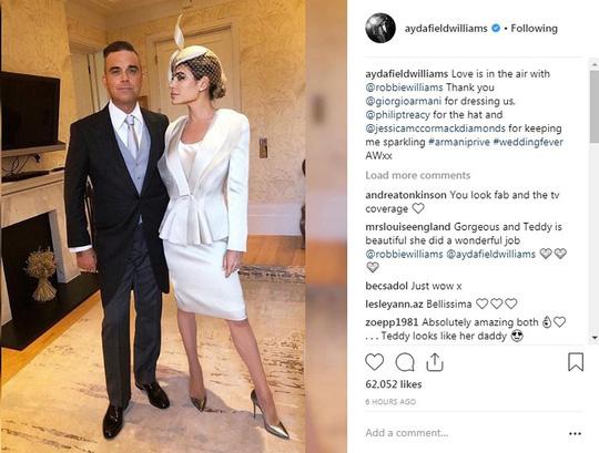 Nhiều ngôi sao dự đám cưới công chúa Anh Ảnh 18