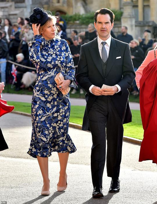 Nhiều ngôi sao dự đám cưới công chúa Anh Ảnh 10