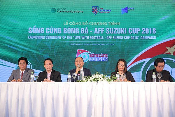 Bản quyền AFF Cup 2018: CĐV Việt Nam tha hồ chọn 'nhà đài' Ảnh 1