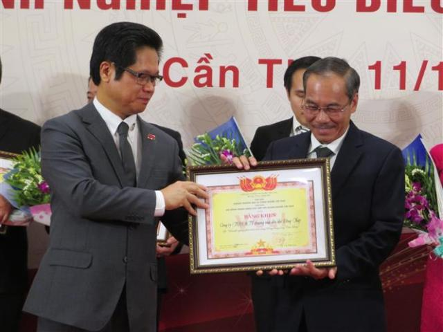 Chính quyền hãy là 'ngọn gió' để thổi bùng lên 'ngọn lửa' tinh thần kinh doanh Việt Ảnh 2
