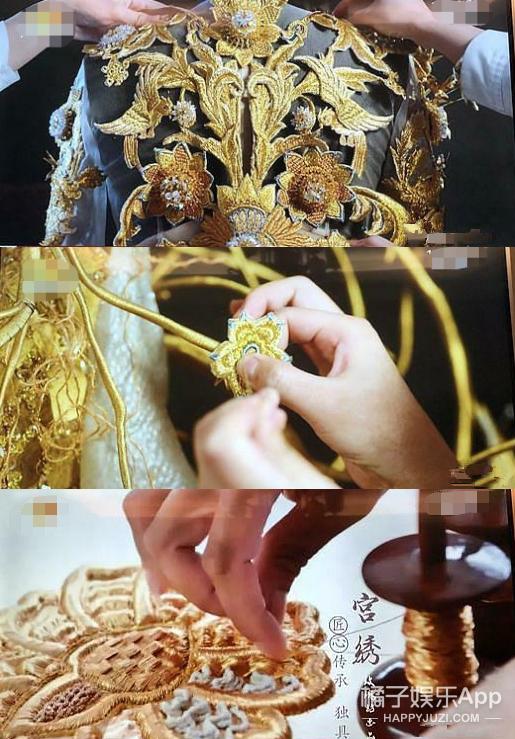 Dù lộng lẫy nhưng trang phục Nữ thần Kim Ưng Địch Lệ Nhiệt Ba vẫn chưa bằng Triệu Lệ Dĩnh và Đường Yên? Ảnh 2