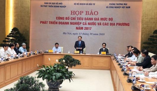 Chính phủ kỳ vọng sự phát triển mạnh mẽ của đội ngũ doanh nghiệp Ảnh 1