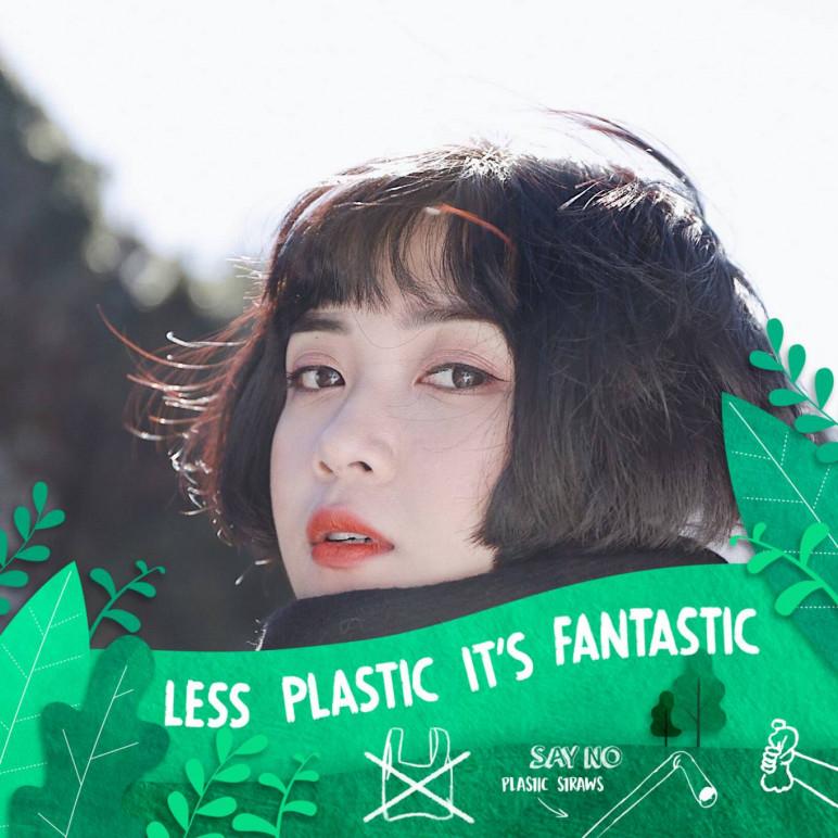 Hoa hậu Đỗ Mỹ Linh cùng loạt sao Việt đổi ảnh avatar kêu gọi bảo vệ môi trường Ảnh 6