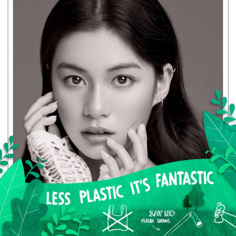 Hoa hậu Đỗ Mỹ Linh cùng loạt sao Việt đổi ảnh avatar kêu gọi bảo vệ môi trường Ảnh 3