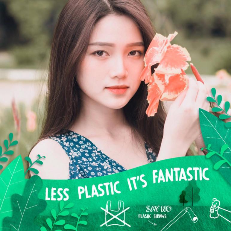 Hoa hậu Đỗ Mỹ Linh cùng loạt sao Việt đổi ảnh avatar kêu gọi bảo vệ môi trường Ảnh 2