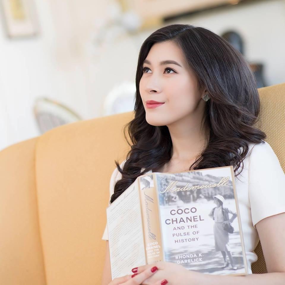 Những ái nữ thừa kế sáng giá, xinh đẹp của các đại gia Việt Ảnh 5