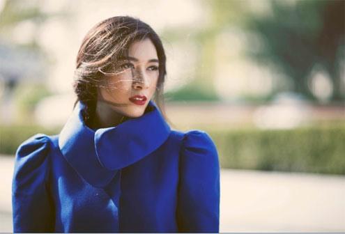Những ái nữ thừa kế sáng giá, xinh đẹp của các đại gia Việt Ảnh 1