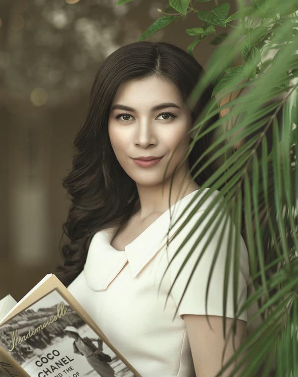Những ái nữ thừa kế sáng giá, xinh đẹp của các đại gia Việt Ảnh 6