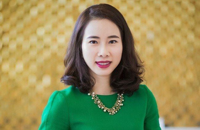 Những ái nữ thừa kế sáng giá, xinh đẹp của các đại gia Việt Ảnh 2