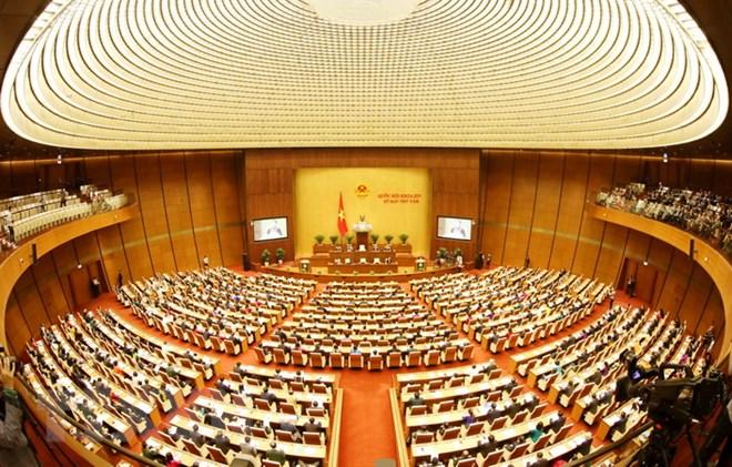Ngày 22/10 tới, kỳ họp thứ sáu Quốc hội khóa XIV sẽ được khai mạc Ảnh 1