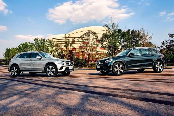 Mercedes-Benz GLC trục cơ sở dài ra mắt tại Trung Quốc Ảnh 3
