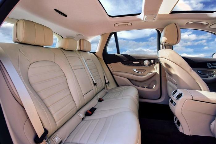 Mercedes-Benz GLC trục cơ sở dài ra mắt tại Trung Quốc Ảnh 5