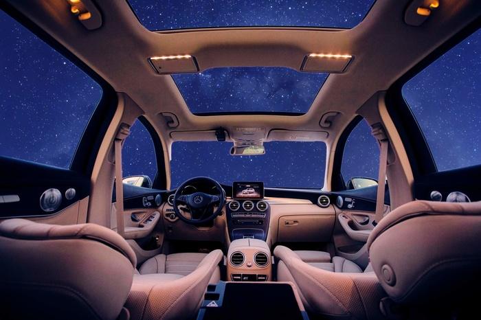 Mercedes-Benz GLC trục cơ sở dài ra mắt tại Trung Quốc Ảnh 4