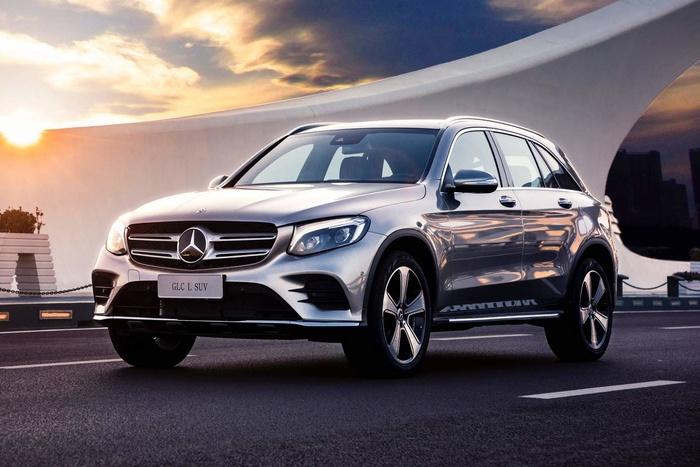 Mercedes-Benz GLC trục cơ sở dài ra mắt tại Trung Quốc Ảnh 7
