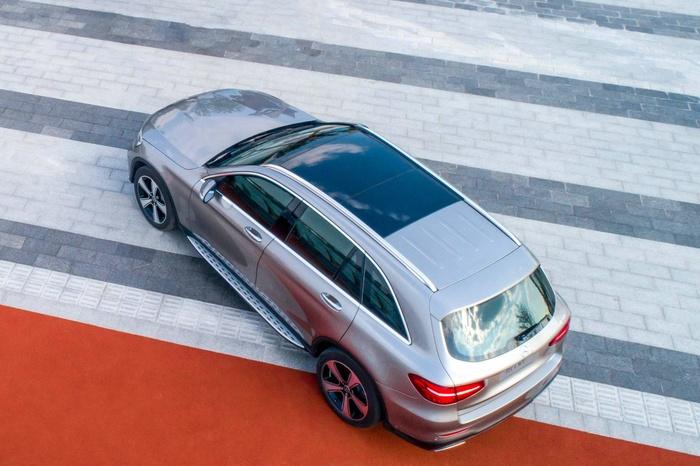 Mercedes-Benz GLC trục cơ sở dài ra mắt tại Trung Quốc Ảnh 6
