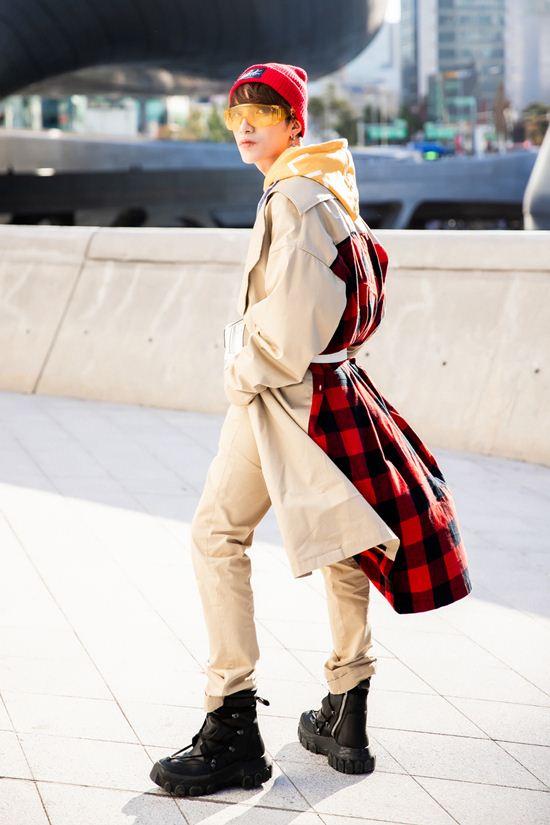 Mỹ nhân Việt lăng xê quần tụt nổi bật tại Tuần lễ thời trang Seoul Ảnh 5