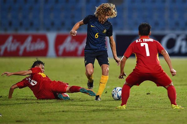 5 năm gần đây, bóng đá trẻ Việt Nam luôn vượt trội Úc  Ảnh 7