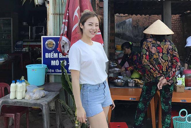 Ngắm đường cong của nữ gymer quyến rũ nhất Hàn Quốc Ảnh 12