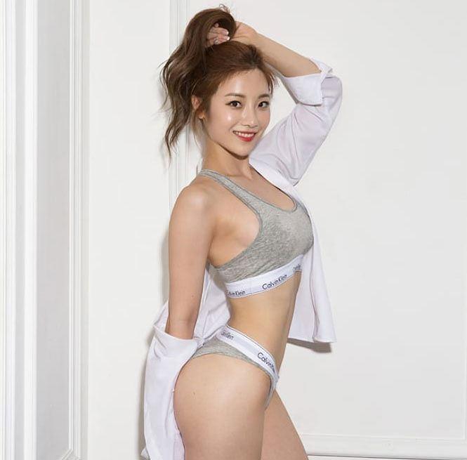 Ngắm đường cong của nữ gymer quyến rũ nhất Hàn Quốc Ảnh 4