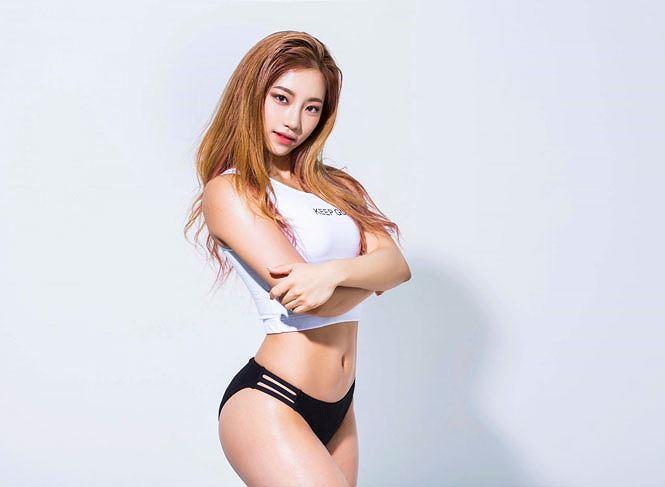 Ngắm đường cong của nữ gymer quyến rũ nhất Hàn Quốc Ảnh 8